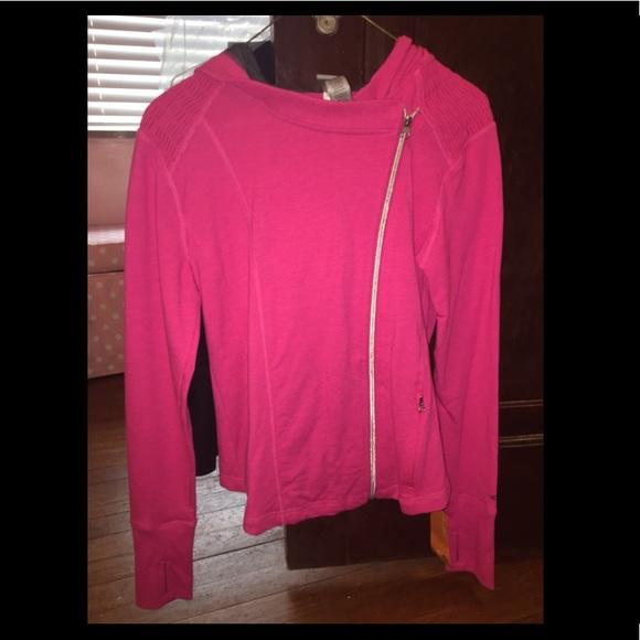 Champion Jackets & Blazers - Asymmetrical zipper jacket